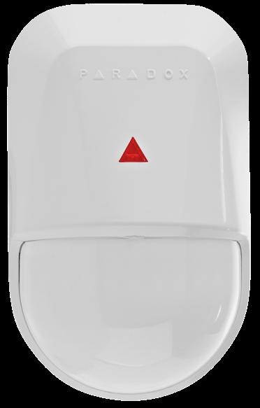Sensor Infrarrojo Paradox NV5 24hsSECURITY