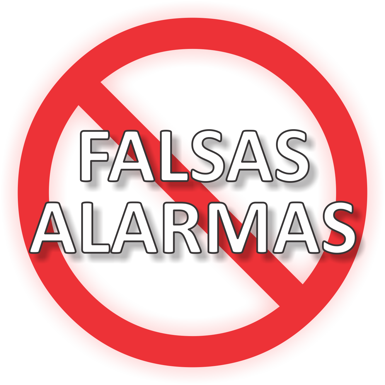 Prohibidas las Falsas Alarmas