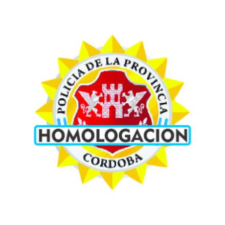 Homologación Policía de Córdoba