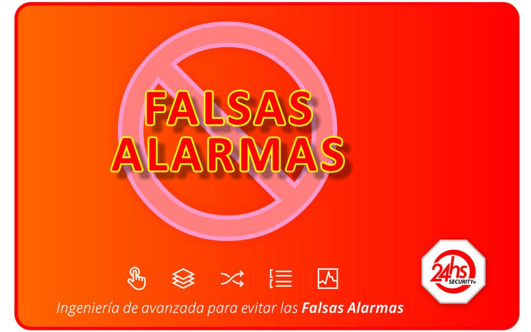 Evitar las Falsas Alarmas