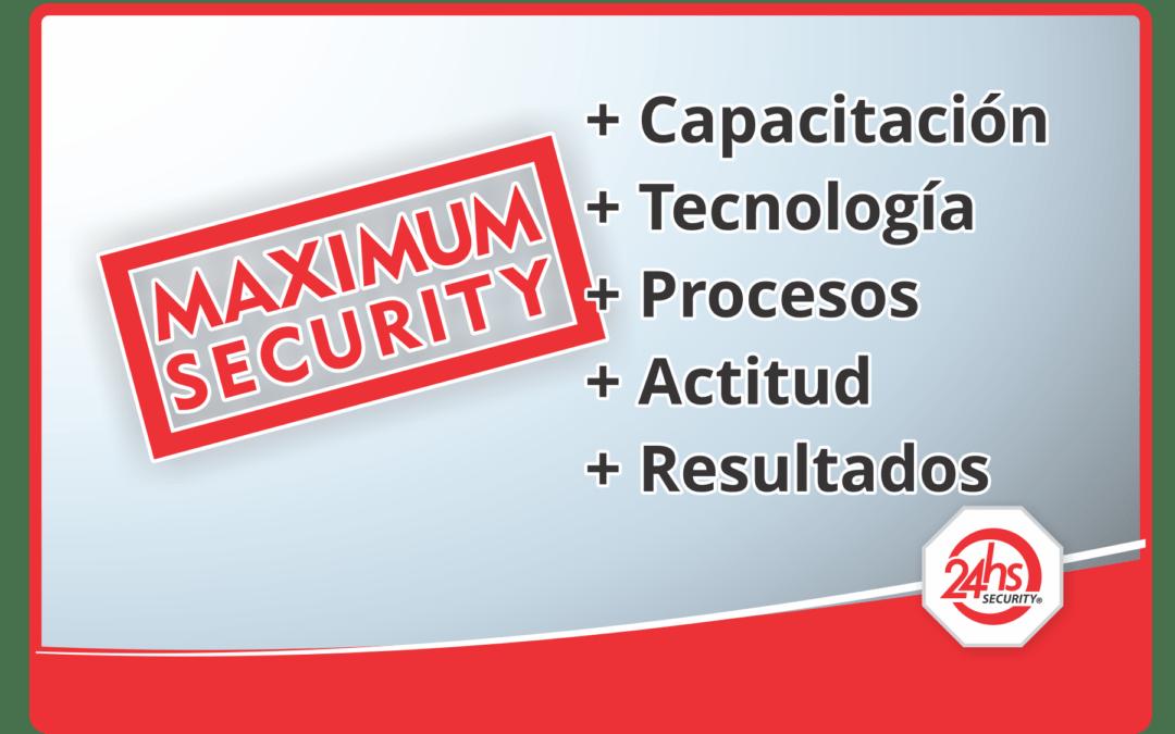 Maximun Security