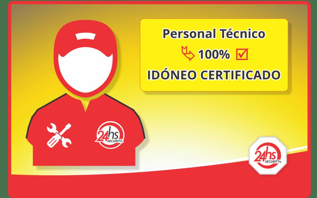 Técnicos Idóneos Certificados